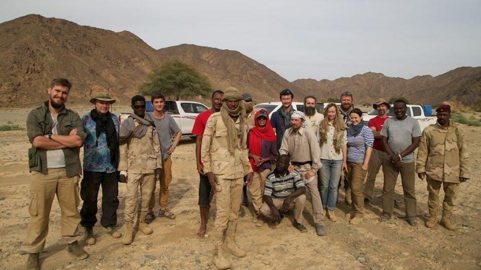 Археолог из Крыма принял участие в африканских раскопках