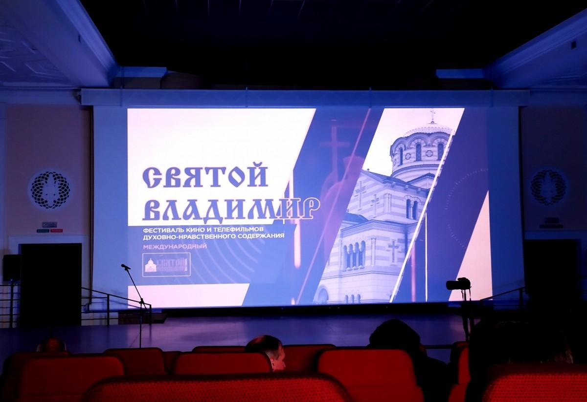 «Кинофестиваль «Святой Владимир» - это маяк, который светит любителям кино и его творцам» - Юрий Кара